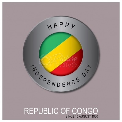 SignsSymbols Picture Native Africa RoyaltyFree Stock Images - Congo independence day
